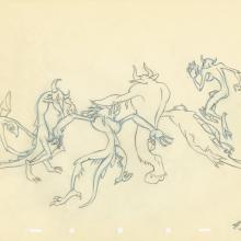 Fantasia Production Drawing - ID: septfantasia20251 Walt Disney
