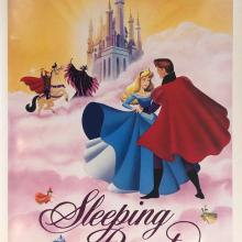 Sleeping Beauty Walt Disney Classic One-Sheet Poster - ID: septsleeping20049 Walt Disney