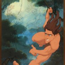 Tarzan Poster - ID: septtarzan20027 Walt Disney