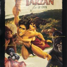 Tarzan Poster - ID: septtarzan20043 Walt Disney