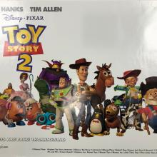 Toy Story 2 Poster - ID: septtoystory20042 Pixar
