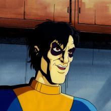 X-Men Production Cel & Background - ID: xmen32008 Marvel