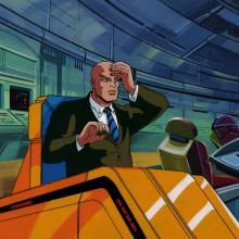 X-Men Production Cel & Background - ID: xmen32037 Marvel