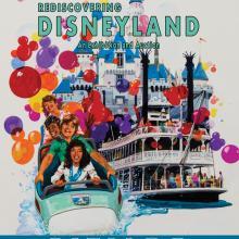 Softcover Rediscovering Disneyland Catalog - ID: auc0016soft Disneyana