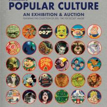 Hardcover A Celebration of Popular Culture Catalog - ID: auc0015hard Disneyana