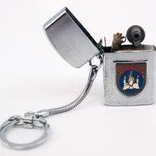 1950s Disneyland Miniature Lighter Keychain - ID: aprdisneyland21365 Disneyana
