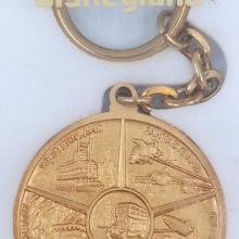 Tokyo Disneyland Resort 3rd Anniversary Keychain - ID: aprdisneyland21370 Disneyana