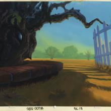 Secret of Nimh Preliminary Background - ID: aprnimh21094 Don Bluth