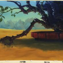 Secret of Nimh Preliminary Background - ID: aprnimh21109 Don Bluth