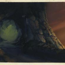 Secret of Nimh Background Color Key Concept - ID: aprnimh21110 Don Bluth