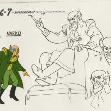 Super Friends Model Cel - ID: aprsuperfriends21020 Hanna Barbera