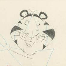 Frosted Flakes Cereal Commercial Production Drawing - ID: augcommercial21098 Commercial
