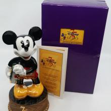 75th Anniversary Mickey Statuette - ID: augdisneyana20024 Disneyana