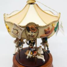 Mickey's Western Carousel by Willitts Designs - ID: augdisneyana20032 Disneyana