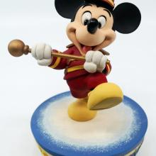 Mickey Mouse Club Bandleader Figural Box - ID: augdisneyana20033 Disneyana
