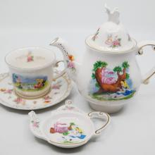 Alice in Wonderland Tea Set - ID: augdisneyana20075 Disneyana