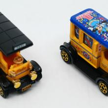 Tokyo Disneyland Midtown Cab Tomica Miniature Replicas - ID: augdisneyana20108 Disneyana