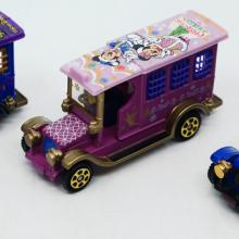 Tokyo Disneyland Police Wagon Miniature Replicas - ID: augdisneyana20109 Disneyana