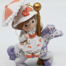 Precious Moments Mary Poppins Christmas Ornament - ID: augdisneyana20118 Disneyana