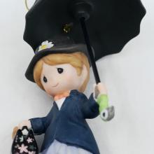 Precious Moments Mary Poppins Christmas Ornament - ID: augdisneyana20119 Disneyana