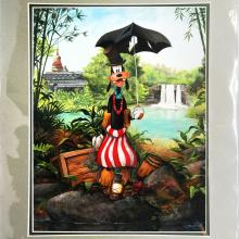 Trader Goofy, Head Salesman Art Print - ID: augdisneyana20137 Disneyana