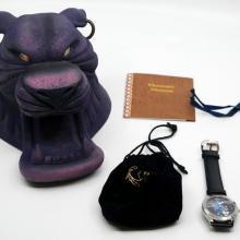 Limited Edition Aladdin Cave of Wonders Watch Set - ID: augdisneyana20202 Disneyana