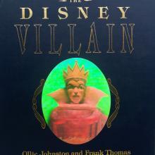 The Disney Villain Book - ID: augdisneyana20265 Disneyana