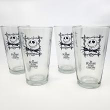 Nightmare Before Christmas Jack Pint Glass Set Disneyana