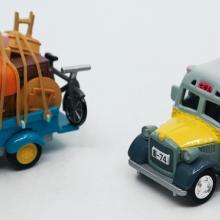 Pair of Studio Ghibli My Neighbor Totoro Toy Cars - ID: augdisneyana20504 Ghibli