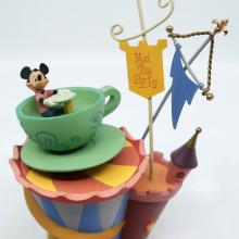 Disneyland Collectible Tea Party Trinket Box - ID: augdisneyland20052 Disneyana