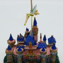 Disneyland 50th Anniversary Castle Souvenir - ID: augdisneyland20063 Disneyana
