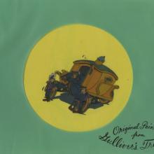 Gulliver's Travels Production Cel - ID: auggulliver21126 Fleischer