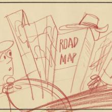Pete Hothead Storyboard Drawing - ID: aughothead21117 UPA