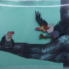 Jungle Book Production Cel - ID: augjunglebook20735 Walt Disney