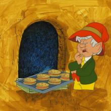 Keebler Cookies Commercial Production Cel and Background - ID: augkeebler21101 Commercial