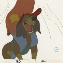 All Dogs Go to Heaven Production Cel - ID: decalldogs20311 Don Bluth