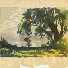 Fantasia Mel Shaw Concept Painting - ID: decfantasia20143 Walt Disney