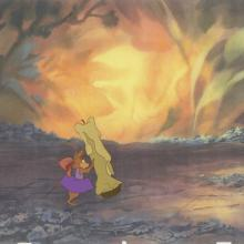 The Secret of Nimh Color Model Cel - ID: decnimh20285 Don Bluth