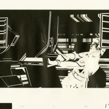 TRON Photostat Effect Print - ID: dectron20067 Walt Disney
