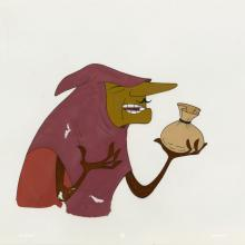 The Emperor's New Clothes Production Cel - ID: decupa20289 UPA