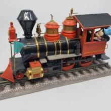 Disneyland Railroad Mickey WDCC Figurine - ID: febwdcc21629 Disneyana
