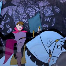 Sleeping Beauty Production Cel - ID: jansleeping21076 Walt Disney
