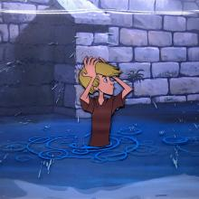 Sword in the Stone Production Cel - ID: jansword21024 Walt Disney