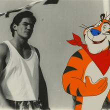 Frosted Flakes Cereal Commercial Production Cel - ID: julcommercial21297 Commercial