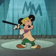Mickey Mouse Club Fun with Music Day Production Cel - ID: julmickey21039 Walt Disney