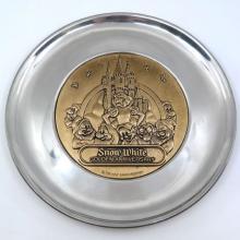 Snow White Golden Anniversary Commemorative Plate - ID: julydisneyana21053 Disneyana