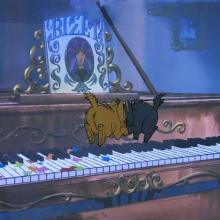 The Aristocats Production Cel - ID: junaristocats21390 Walt Disney