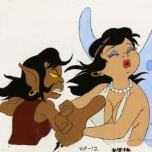 Wizards Production Cel and Drawing - ID: junbakshi21097 Ralph Bakshi