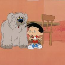 Bobby's World Production Cel - ID: junbobby0067 Film Roman
