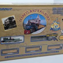 Disneyland Railroad N Scale Electric Train Set - ID: jundisneyana20133 Disneyana